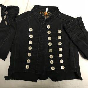 Cute jean jacket